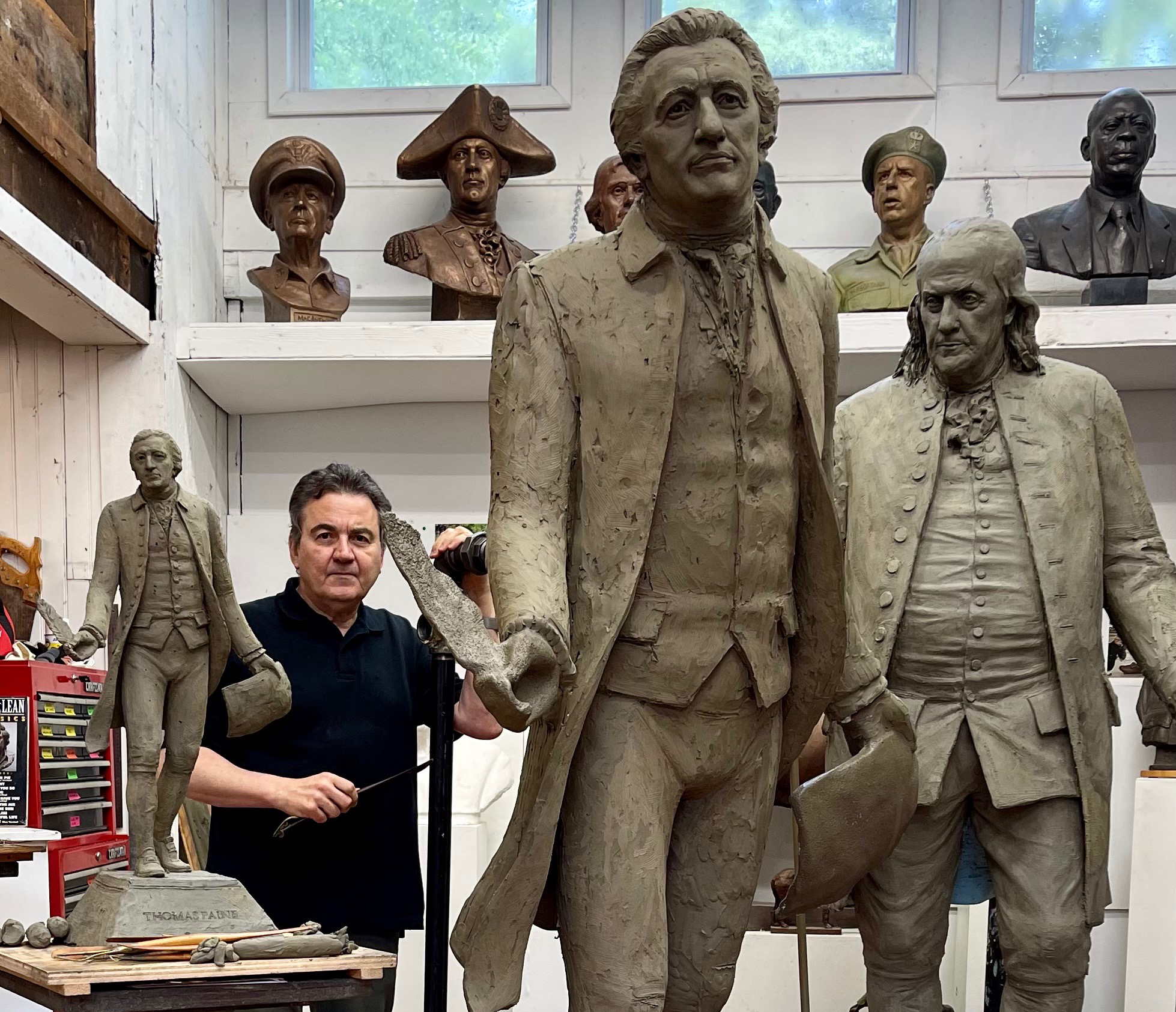 It's time for the nation Thomas Paine helped create to honor his legacy.